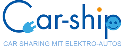 CAR SHARING MIT ELEKTROAUTOS Logo